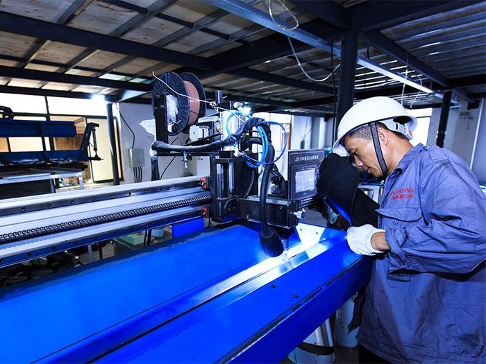 一管通-管制生产设备