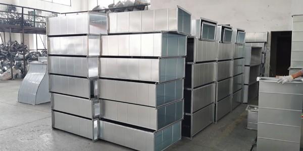 无锡一管通共板法兰风管的材质优点以及应用优点