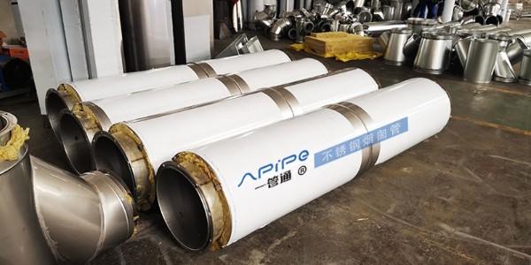 不锈钢烟囱风管的特性和用途介绍