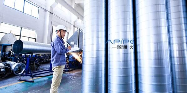 螺旋风管厂家介绍关于螺旋通风管的各种优点