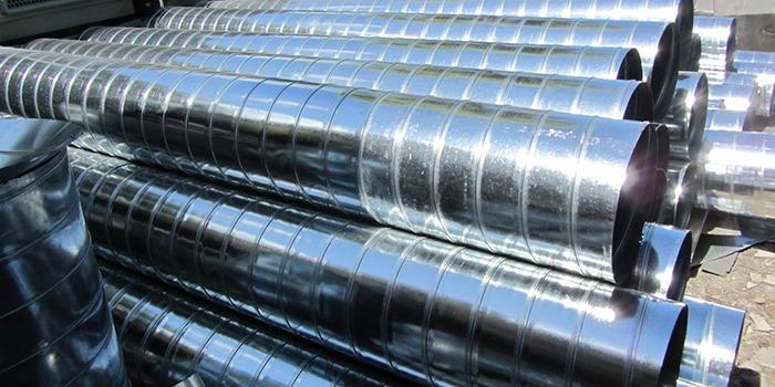 无锡螺旋风管在生产中的质量如何监控?